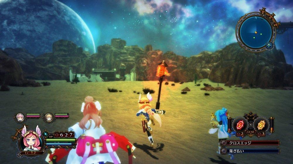 Screenshot do RPG Arc of Alchemist