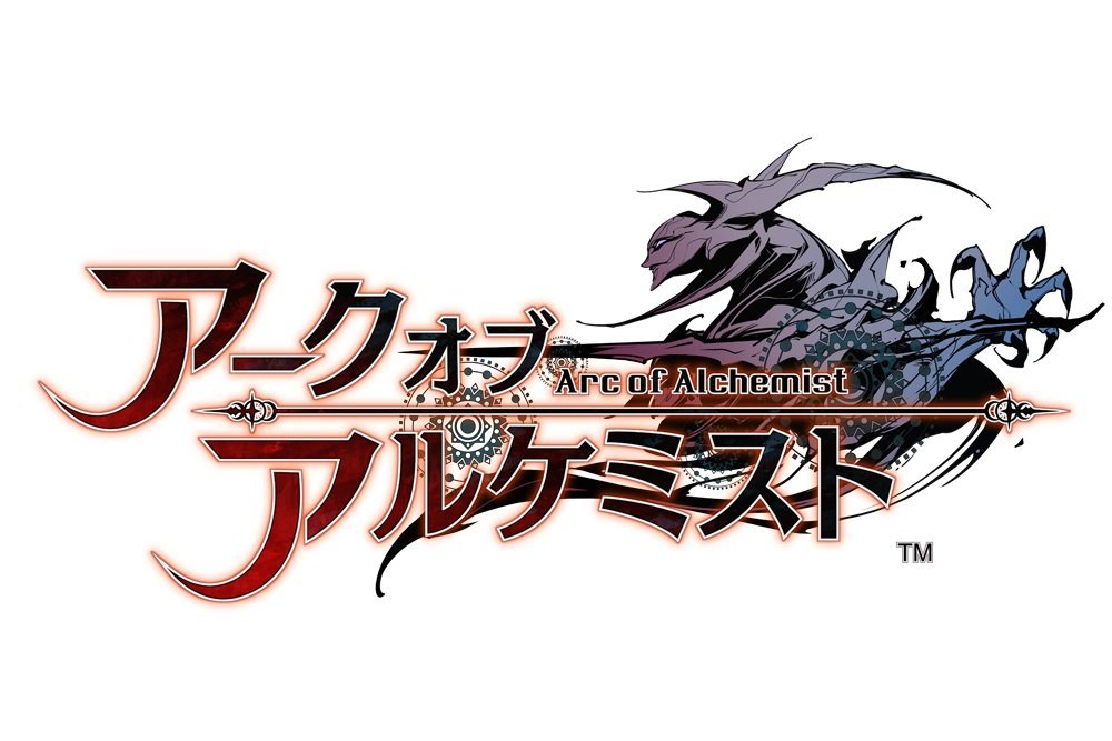 Logo do RPG Arc of Alchemist