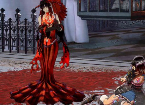 Screenshot de Bloodstained: Ritual of the Night