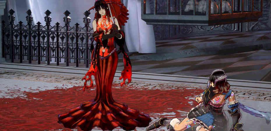 Screenshot de Bloodstained: Ritual of the Night
