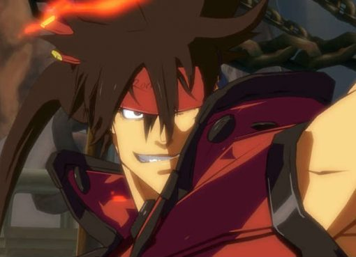 Screenshot de Guilty Gear Xrd REVELATOR, o sucessor do novo Guilty Gear