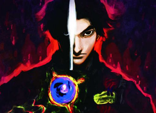 Artwork do relançamento de Onimusha Warlords