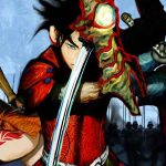 Arte de personagens de Onimusha Warlords