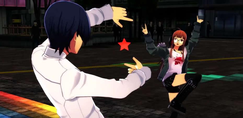 Imagem de Persona 3 & Persona 5: Dancing