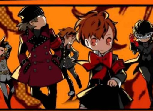 Screenshot do novo trailer de Persona Q2