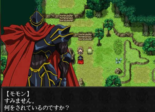 Screenshot de RPG Maker MV x Overlord