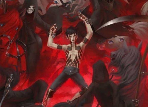 Artwork de Shin Megami Tensei III: Nocturne