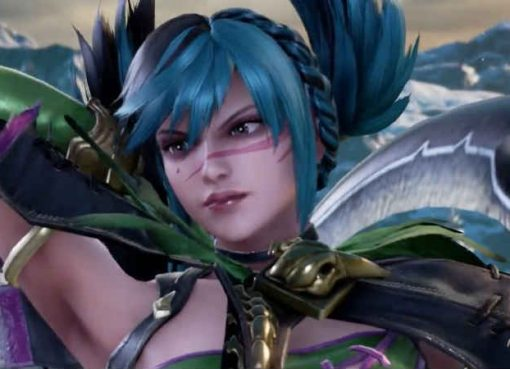 Assassina Tira de SoulCalibur VI