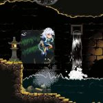 Screenshot de Touhou Luna Nights