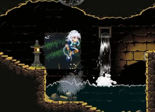 Screenshot de Touhou Luna Nights