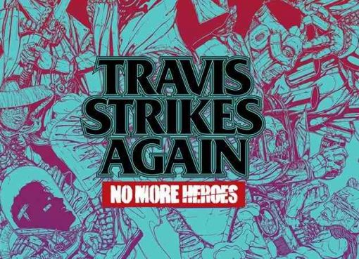 Logo de Travis Strikes Again: No More Heroes
