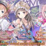 Ilustrações de Atelier Arland Series Deluxe Pack