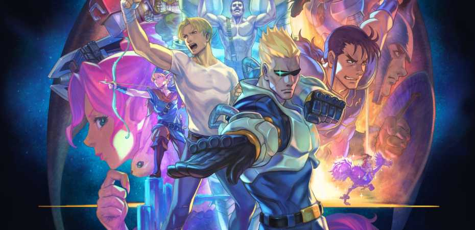 Artwork deCapcom Beat 'Em Up Bundle