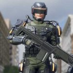 Screenshot de Earth Defense Force: Iron Rain