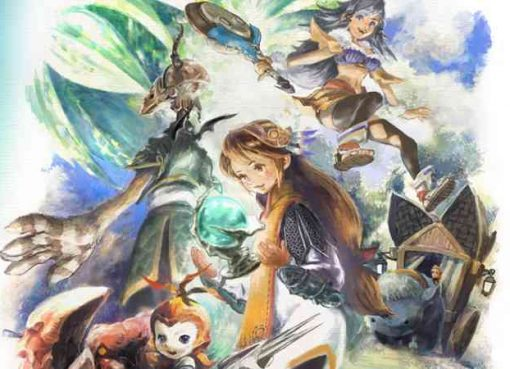 Artwork de Final Fantasy Crystal Chronicles: Remastered Edition