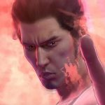 Kazuma Kiryu em Fist of the North Star: Lost Paradise