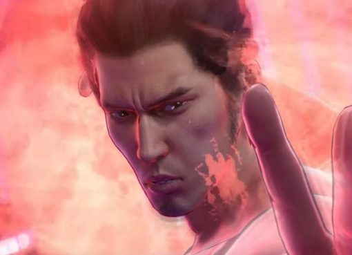 Kazuma Kiryu em Fist of the North Star: Lost Paradise