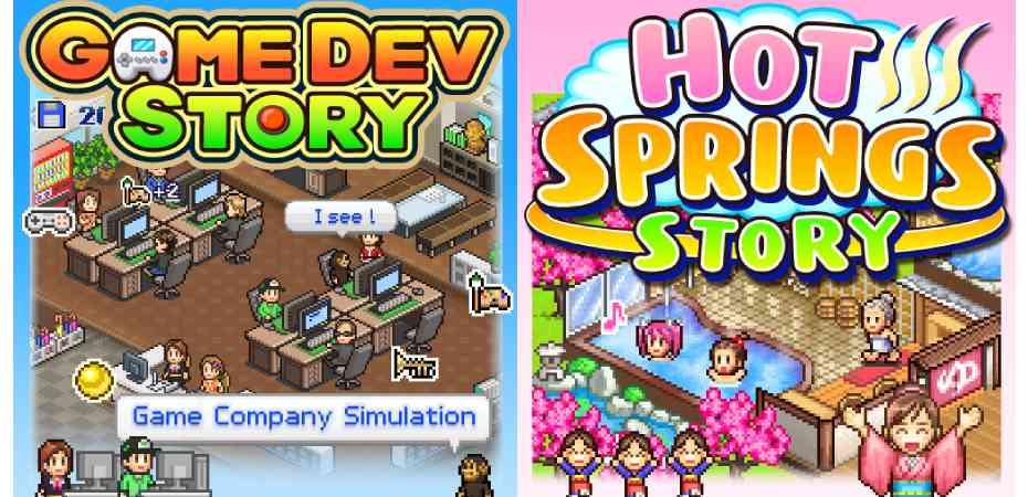 Simuladores de negócios <i>Game Dev Story</i> e <i>Hot Springs Story</i> vindo para Switch