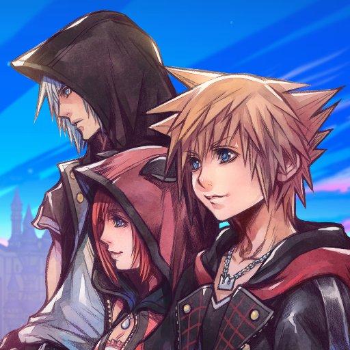 Novo ícone de Kingdom Hearts Union X
