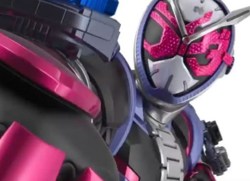 Piloto de Kamen Rider: Climax Scramble Zi-O