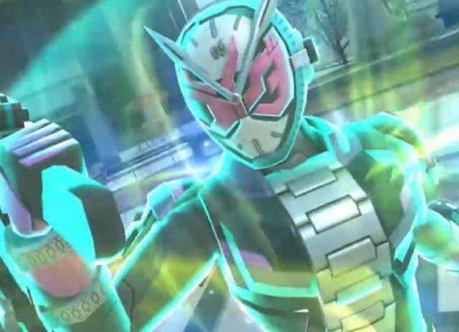 Screenshot de Kamen Rider: Climax Scramble Zi-O
