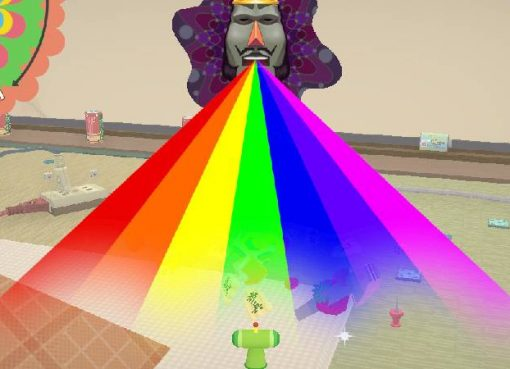 Screenshot de Katamari Damacy Reroll