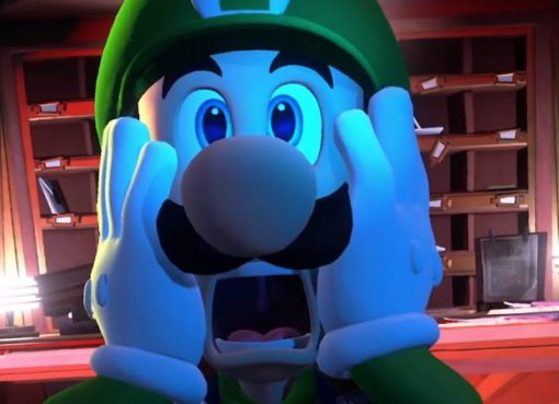 Imagem de Luigi's Mansion 3