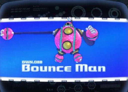 Bounce Man de Mega Man 11
