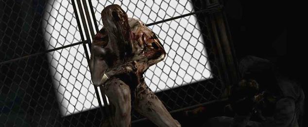 Screenshot de Silent Hill 2