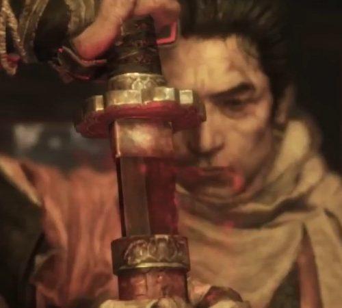 Screencap de novo trailer de Sekiro: Shadows Die Twice
