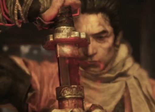 Screencap de novo trailer de Sekiro: Shadows Die Twice