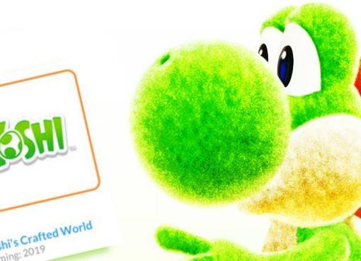 Imagem de Yoshi de Yoshi for Switch e possível título do jogo