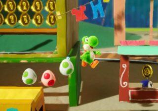 Imagem de Yoshi's Crafted World