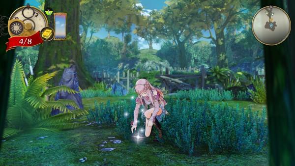 Screenshot de Atelier Lulua: The Scion of Arland