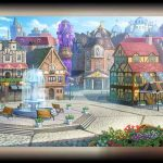 Artwork do novo título de Atelier parte da série Arland