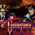 Densetsu Indica Castlevania Bloodlines