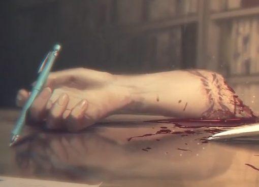 Arte de Death Mark