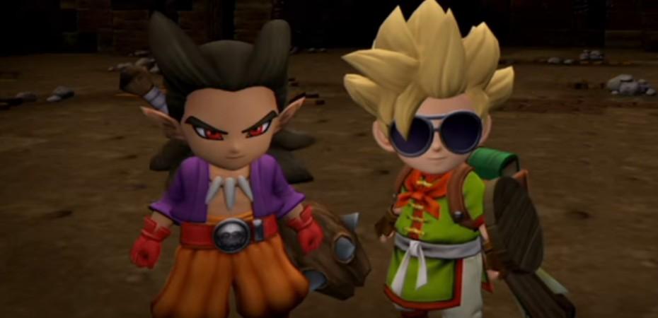 Screenshot de Dragon Quest Builders 2