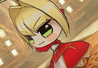 Screenshot de Fate/Extella Link para Switch