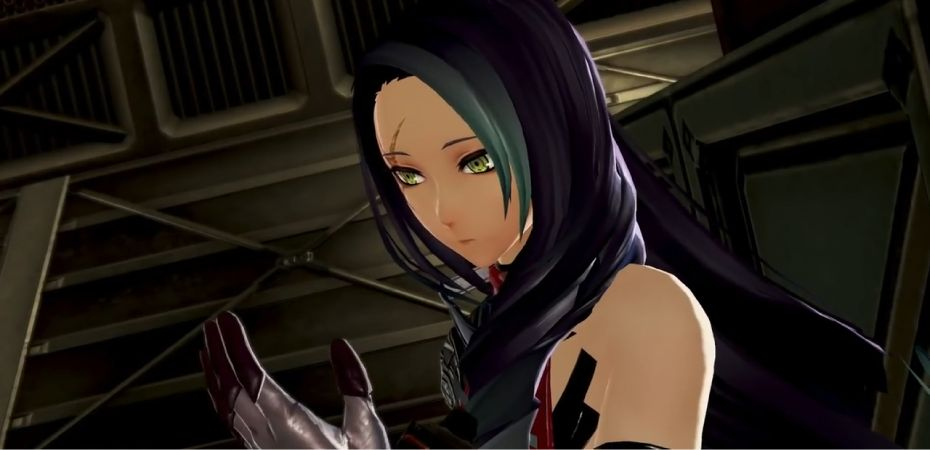 Screenshot de God Eater 3