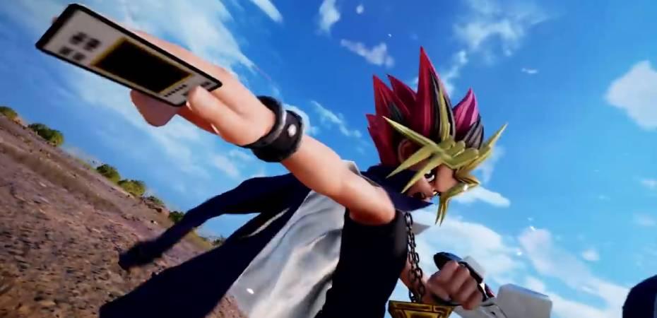Yugi Muto em Jump Force