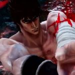 Screenshot de Kenshiro em Jump Force