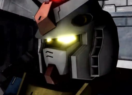 Screenshot de trailer de Mobile Suit Gundam Battle Operation 2