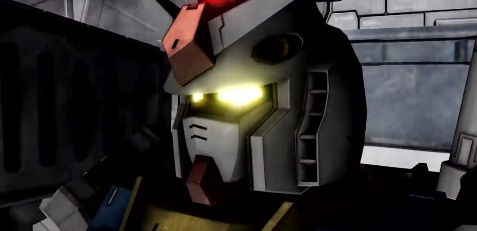 Screenshot de trailer de Mobile Suit Gundam Battle Operation 2