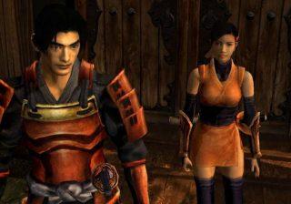 Screenshot do remaster de Onimusha Warlords
