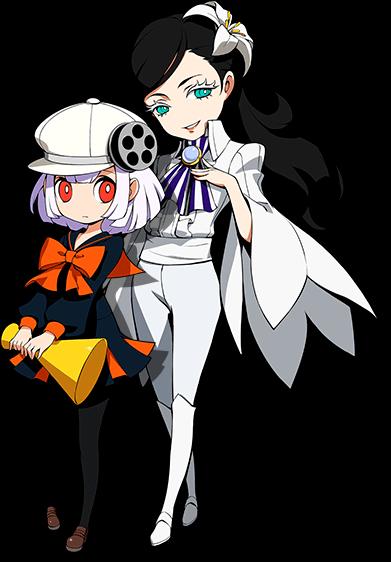 Hikari e Nagi de Persona Q2