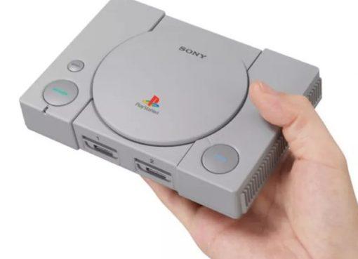 Imagem do PlayStation Classic