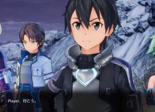 Screenshot de Sword Art Online: Fatal Bullet