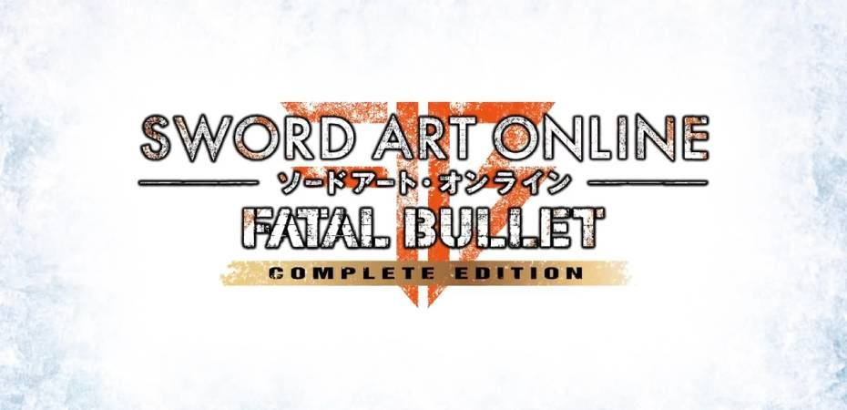 Logotipo de Sword Art Online: Fatal Bullet Complete Edition