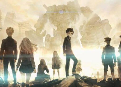 Arte de 13 Sentinels: Aegis Rim